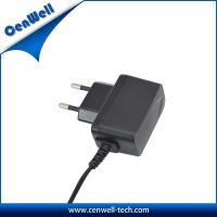 hot selling Cenwell CE GS approval EU plug 5V1A power adapter Manufactures