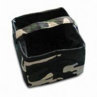 Wholesale Foldable Camo Dog Water Bowl, Measures Only 2cm/H x 12cm/W from china suppliers