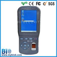 Buy cheap Biometric Fingerprint and RFID Pos terminal with mobile phone function from wholesalers