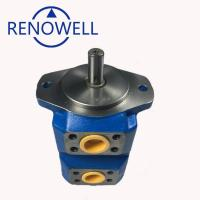 Buy cheap 25M 35M 45M 50M Vickers Hydraulic Motor Wide Speed Range With Lower Noise from wholesalers