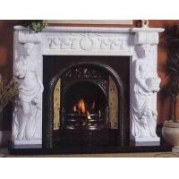 Buy cheap Stone / Granite / Marble Fireplace (YXFP-050) from wholesalers