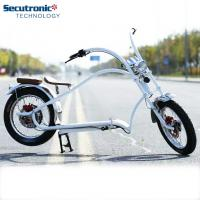 Buy cheap Lithium Battery Electric Powered Bicycle , Pedal Assist Electric BikeBrushless Motor from wholesalers