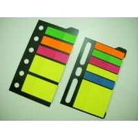 Buy cheap Customized Colorful Printed Sticky Note Pads , Shaped Sticky Notes For Color-Coding from wholesalers