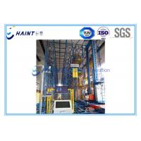 Wholesale Heavy Duty Automatic Storage Retrieval System With Stacker Crane High Automation from china suppliers
