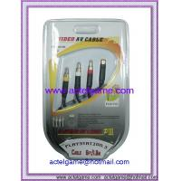 China PS3 S-AV Cable PS3 game accessory on sale