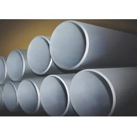 Buy cheap High Creep Mirror Finish Stainless Steel Tube , Stainless Steel 347 347H Pipe from wholesalers