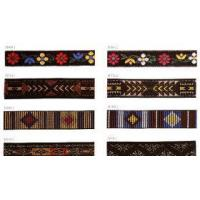 Jacquard Woven-Edge Ribbon Manufactures
