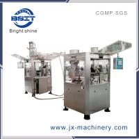 Buy cheap NJP3200 Full Automatic Capsule Filling Machine with IQ PQ  document supply Spare part for 1 year and Tools from wholesalers