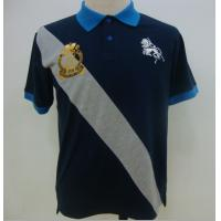Embroidery Logo Mens Polo T Shirts Polo Short Sleeve T Shirts For Summer for sale