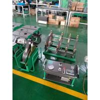 Buy cheap Hydraumatic butt fusion hdpe plastic pipe welding machine 90-315mm from wholesalers