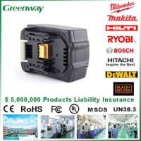 Buy cheap Replacement power tool battery For Makita BL1830 BL1835 BL1815 18V 3.0Ah Power Tool battery from wholesalers