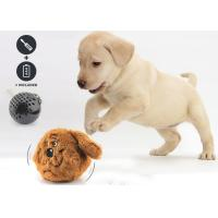Buy cheap Durable Battery Operated Dog Toy Randomly Jumping For Entertainment / Exercise product