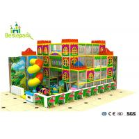 Wholesale Kindergarten Kids Indoor Playground Anti - Crack Custom Made Design from china suppliers