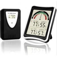 Buy cheap DTH-108 Big LCD Screen Digital Remote Warehouse Thermometers Hygrometer Wireless product