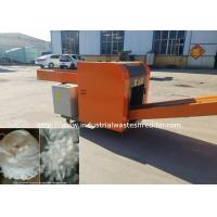 Buy cheap Polyester Material Shredder Polyester Cloth Yarns Fiber Recycling Cutting Machine from wholesalers