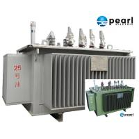Buy cheap 33 KV - 500 KVA Low Noise Power Transformer Low Loss ONAN / ONAF Cooling from wholesalers
