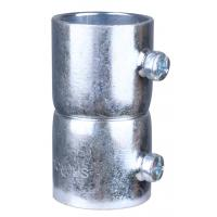 Wholesale Zinc Electro - Plated EMT To Rigid Conduit Fittings , Steel EMT Tubing Connectors from china suppliers
