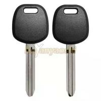 Buy cheap 1998-2006 Toyota Automotive Transponder Keys TOY43AT4 Black Head 4C Chip from wholesalers