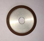 Buy cheap Flat Resin Bonded Diamond Grinding Wheels Grit Abrasive For Crank Shaft Magnetic from wholesalers