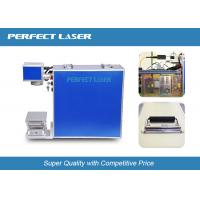 High Tech 3D Laser Etching Equipment With 0.01-4mm Marking Depth , Air Cooling Mode Manufactures