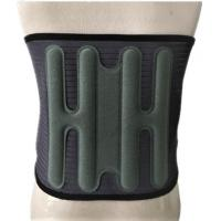 Buy cheap Breathable Elastic Back Spine Brace With Removable Heating Cooling Gel Pack from wholesalers