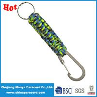 Buy cheap paracord lanyard keychain from wholesalers