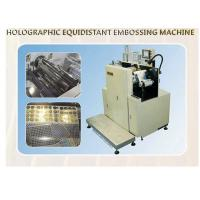 Buy cheap Small Type Film Hologram Embossing Machine High Accuracy For Label RK320 from wholesalers