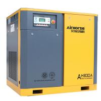 Buy cheap Airhorse Cheap price 380V 22kw 30HP Screw Air Compressor Electric Air Compressor from wholesalers