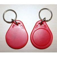 China Ntag213 Chip Security Key Fob , 180 Byte Nfc Key Tag For NFC Payment on sale