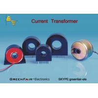 Buy cheap Silicon Steel Core High Accuracy Current Transformer , Energy Meter Current Transformer from wholesalers