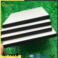 Buy cheap Amywell High-pressure Laminate Woodgrain HPL laminate sheets/fireproof Formica hpl boards from wholesalers