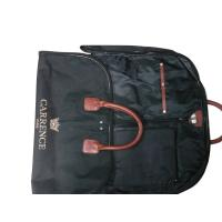 Buy cheap Recycle Carence 800d Oxford Fabric Suit Garment Bag With Zipper Closure, Leather Handle from wholesalers