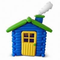 Wholesale Inflatable House Made from PVC Material with Foot Pump, 0.25mm Thickness from china suppliers