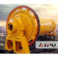 Buy cheap 380kw Aluminum Oxide Powder Mining Ball Mill With ISO Approved product