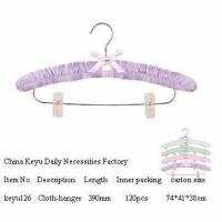 Buy cheap Plastic Hanger Rack , Clothes Rack , Plastic Hanger from wholesalers