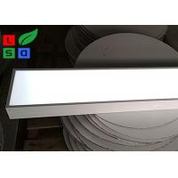 Wholesale 1200W X 200Hx 80D LED Shop Display LED Light Box Indoor Use Single Sided White from china suppliers