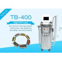 Buy cheap Clinic Manual SHR E-Light IPL RF For Hair Reduction / Face Lifting 100000 Shots from wholesalers