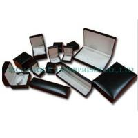 Wholesale jewelry box black/Plastic Jewelry Case from china suppliers