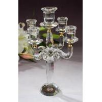 Buy cheap Crystal Premiums Candle Holder (JD-ZT-004) from wholesalers