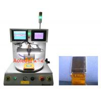 Effective Automatic Soldering Machine , 0.5-0.7 MPA Soldering Tools And Equipment Manufactures