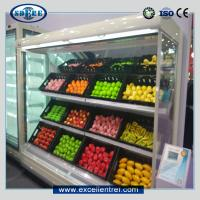 Buy cheap vegetable display fridge in supermarket&grocery store from wholesalers