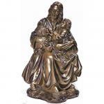 Buy cheap Garden Metal sculpture Jesus & children bronze statues,customized bronze statues, China sculpture supplier from wholesalers
