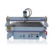Buy cheap Cabinets Making Cnc Shape Cutting Machine , 4.5kw Metal Plate Engraving Machine from wholesalers