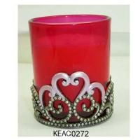 Wholesale Red Candle Holder from china suppliers