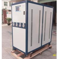 Buy cheap Overload Protection Stainless Steel Water Loop R407C /R134A / R22 Refrigerant Industrial Water Cooling Chiller from wholesalers