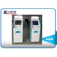 Wholesale Android system self service visa kiosk with A4 laser printer used in airport from china suppliers