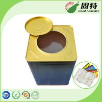 Buy cheap Solid Pressure Sensitive Hot Melt Glue Yellowish Color For Fly Paper Trap from wholesalers
