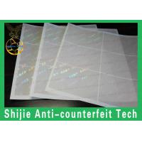Buy cheap Maryland / MD hologram overlay For Driving License Anti-Fake Factory Price The Safest Source from wholesalers