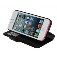 Buy cheap Colorful Soft Apple IPhone Leather Cases Custom With Card Holders from wholesalers