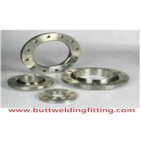Buy cheap Alloy Steel Stainless Steel Flanged Fittings Astm A105 Flanges ASTM AB564 from wholesalers